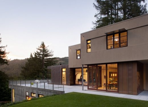 Mill Valley House in Marin County, California