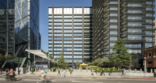 Principal Place Shoreditch, London residential by Foster + Partners Architects