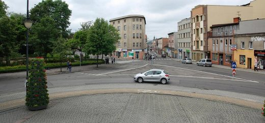 Revitalization of Streets in Rybnik, Poland, by Toprojekt