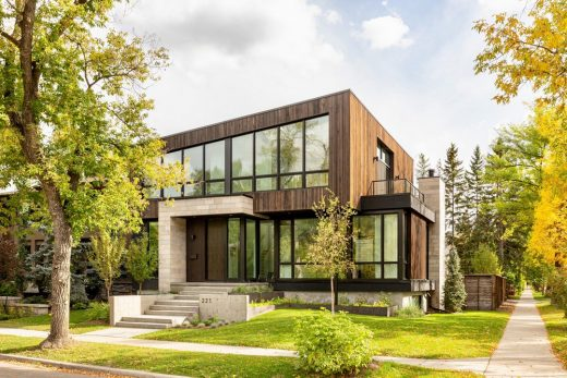 Rivers Edge House Calgary Alberta