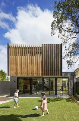 Roseberry Street House Extension Hawthorn East by Chan Architecture Pty Ltd