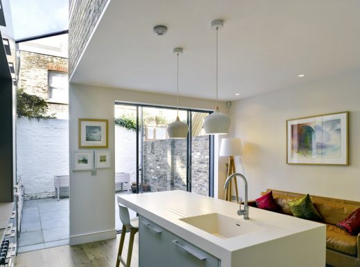 Ruvigny Gardens House Extension Putney
