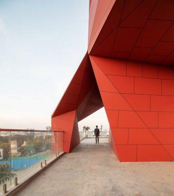 Stellar Mixed-Use Building Ahmedabad Gujarat
