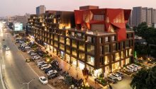 Stellar Mixed-Use Building Ahmedabad Gujarat