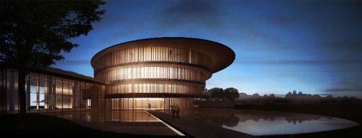 Tadao Ando Designed He Art Museum Guangdong