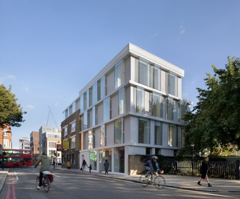 The Paintworks Apartments Shoreditch East London