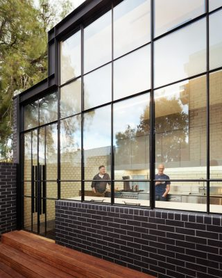 Home Extension Fitzroy North Melbourne by Rebecca Naughtin Architect