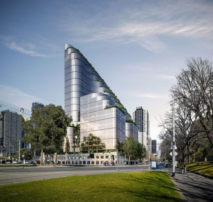388 William Street Offices Hotel Melboure