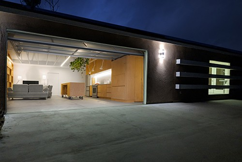 ADU – Garage Conversion, San Diego by ModernGrannyFlat and Losada Garcia Architects