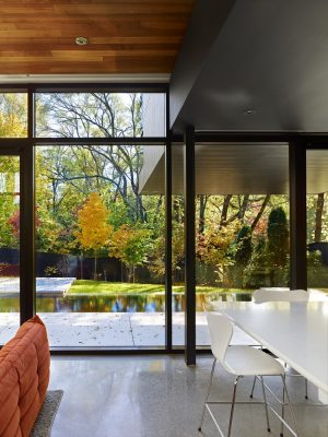 Contemporary Ontario residence design by Drew Mandel Architects