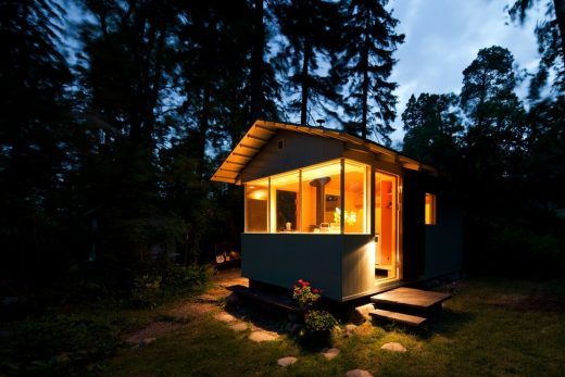 City Cottage Lauttasaari Helsinki design by Helsinki Architect office
