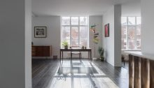 Collectors Flat Interior Central London