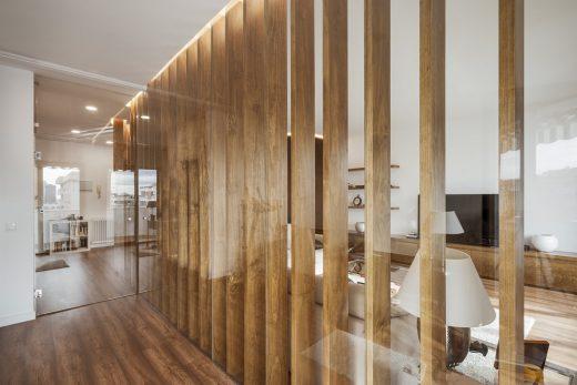 Complete Madrid Apartment renovation design