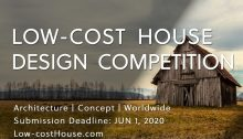 Low-cost House Design Competition 2020