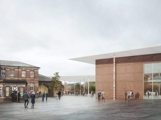 NRM York design competition by 6a Architects And Office Kersten Geers David Van Severen