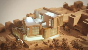 New University of Bristol Library building design