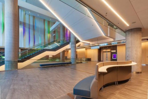 Nova Centre, Halifax Building interior, Nova Scotia, Canada