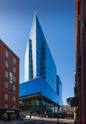 Nova Centre, Halifax Building by IBI Group