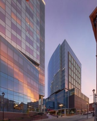 Nova Centre in Halifax Nova Scotia building