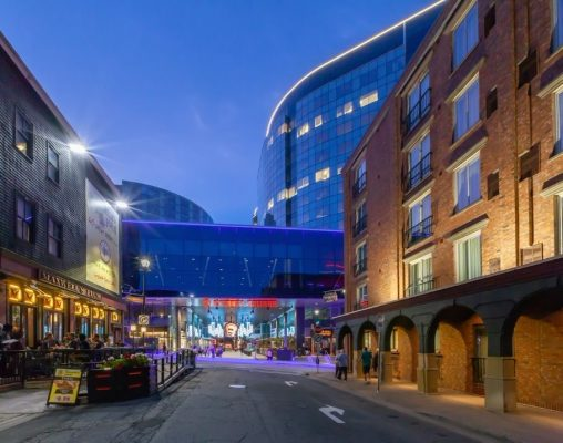 Nova Centre in Halifax Canada development