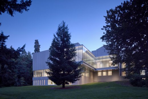 Seattle Asian Art Museum Building design by LMN Architects