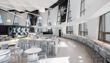 Cafeteria Le Marie Victorin Montreal Quebec