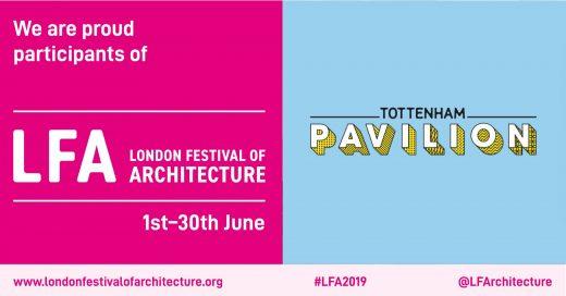 Tottenham Pavilion Competition London
