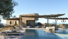 Vacation Houses Complex in Porto Heli, Greece