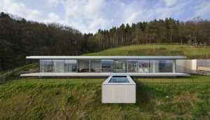 Villa K in Thuringia- German houses