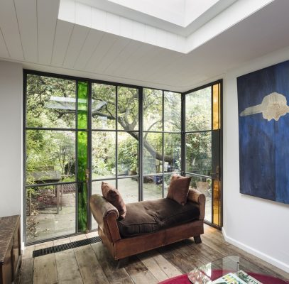 An Eclectic Victorian Home Extension North London