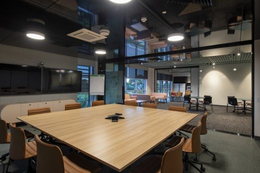 Aurecon Darwin Office Fit-out Northern Territory