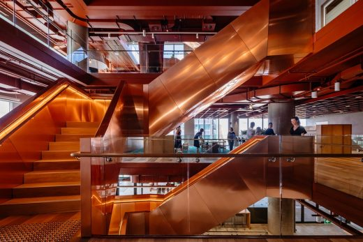 BHP Adelaide, South Australia, design by Woods Bagot