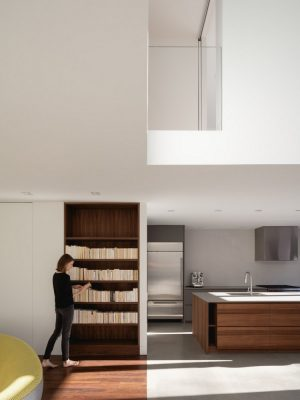 Montreal home design by Natalie Dionne Architecture
