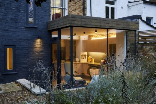 Brockley House Extension South London