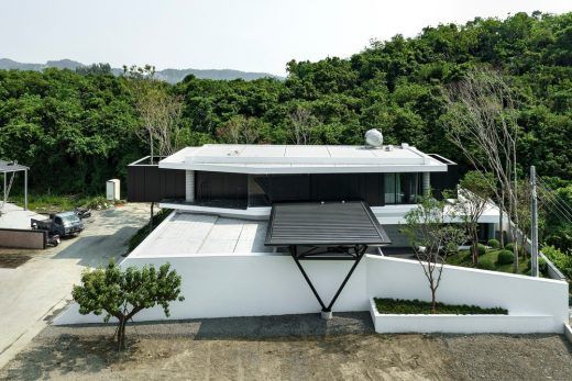 Comfort in Context House Kaohsiung City