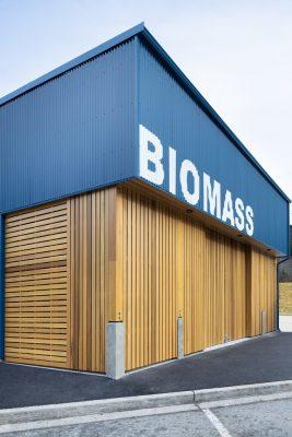 Don Ross Biomass Plant Squamish BC