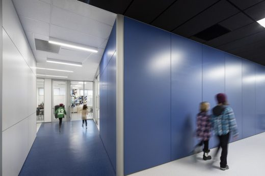 Don Ross Innovation Labs Gender Neutral Washrooms BC Canada