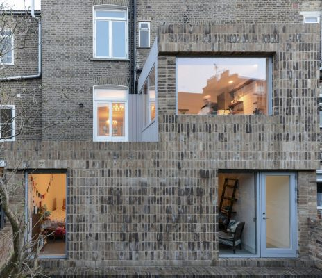 Farleigh Flat London Home Extension