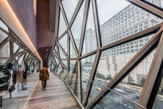 Galleria Department Store South Korea by OMA