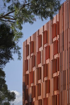 Gillies Hall Apartment Building Frankston Melbourne