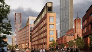 Globe Point Leeds: CEG Temple District Scheme