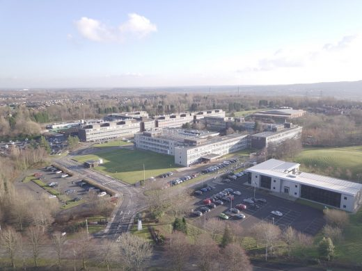 The Heath Business and Technical Park in Runcorn