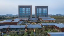 Hebei Grand Hotel Anyue Shijiazhuang China
