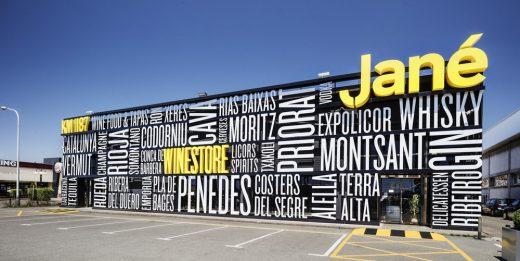 Jane Winestore Tarragona Spain