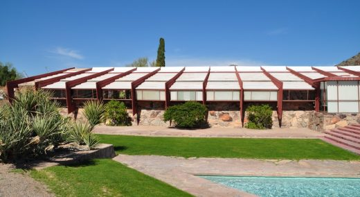 Taliesin School of Architecture, Arizona, USA