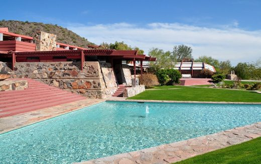 Taliesin West desert laboratory - 5 influential architects who changed world