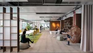 The Core Office Amsterdam Holland