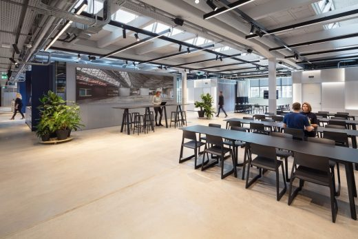 The Core Office Amsterdam by CBRE