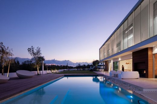 The Linear House, Limassol, Cyprus