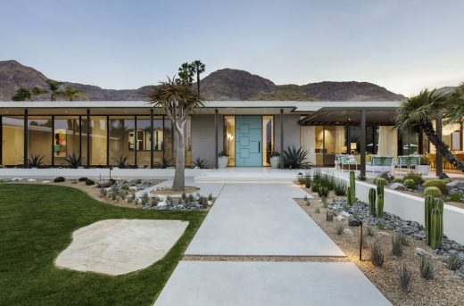 New house in Rancho Mirage California